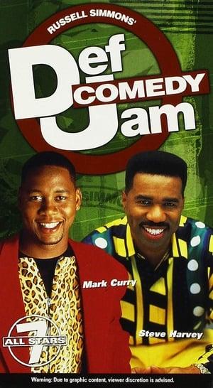 Télécharger Def Comedy Jam, Vol. 7 ou regarder en streaming Torrent magnet