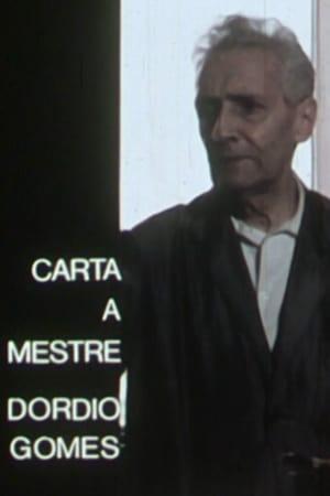 Carta a Mestre Dórdio Gomes