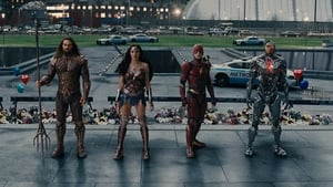 Capture of Justice League (La Liga de la Justicia) (2017)