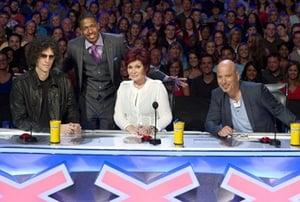 America's Got Talent Season 7 : Hopefuls perform for the judges (1)