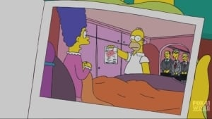 The Simpsons Season 20 : Wedding For Disaster