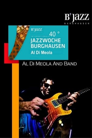 Al Di Meola - 40.Internationale Jazzwoche