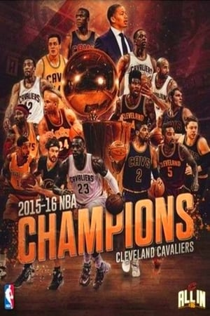 2015-16 NBA Champions - Cleveland Cavaliers