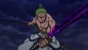 One Piece Season 21 :Episode 899  Defeat is Inevitable! The Strawman's Fierce Attack!