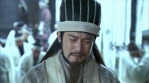 Zhuge Liang mourns Zhou Yu