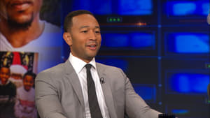 The Daily Show with Trevor Noah Season 20 : John Legend