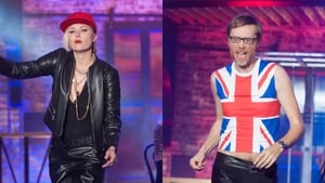 Lip Sync Battle Season 1 : Stephen Merchant vs. Malin Akerman
