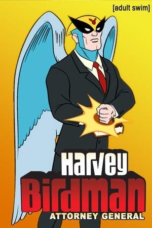 Harvey Birdman, Attorney General