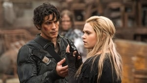The 100 Season 4 :Episode 1  Echoes