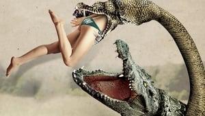 Lake Placid vs. Anaconda (2015) Poster