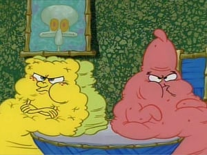 SpongeBob SquarePants Season 1 :Episode 8  Naughty Nautical Neighbors