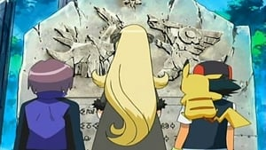 Pokémon Season 10 :Episode 40  Top-Down Training!