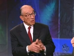 The Daily Show with Trevor Noah Season 12 : Alan Greenspan