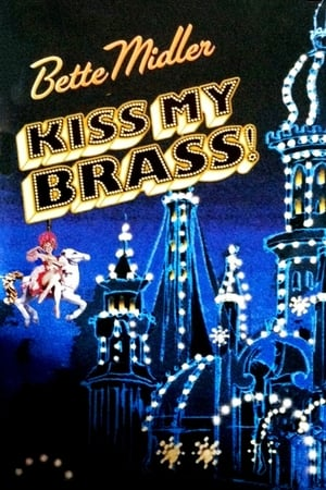 Bette Midler Kiss My Brass live at Madison Square Gardens