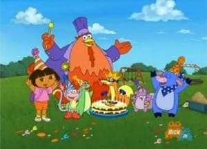 Dora the Explorer Season 2 :Episode 25  Whose Birthday Is It?