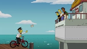 The Simpsons Season 21 :Episode 21  Moe Letter Blues