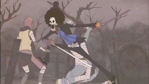 Conviction Strong Enough to Beg for One's Life!! Brook Protects his Afro