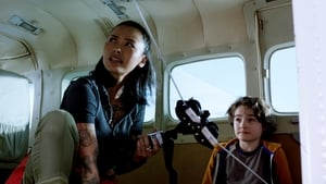 MacGyver Season 4 : Kid + Plane + Cable + Truck