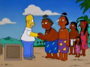 The Simpsons Season 11 : Missionary: Impossible