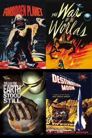 sci-fi-cinema-in-the-1950s poster