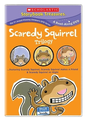 Scaredy Squirrel Trilogy