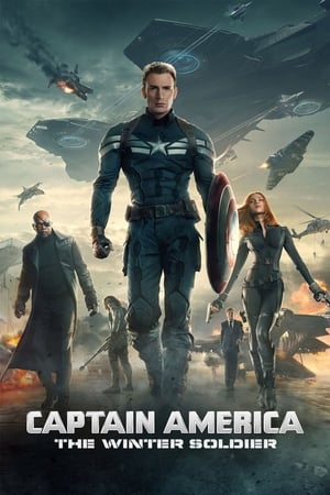 Affiche Captain America: The Winter Soldier