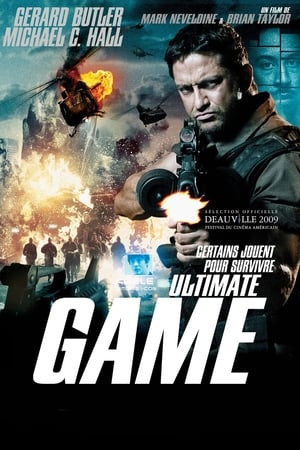 Affiche Ultimate Game