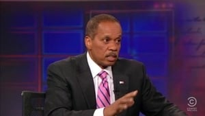 The Daily Show with Trevor Noah Season 16 :Episode 96  Juan Williams