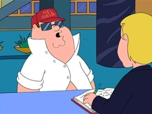 Family Guy Season 4 : North by North Quahog