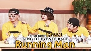Running Man Season 1 :Episode 221  King of Events Race