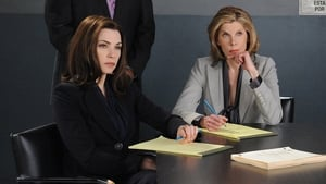 The Good Wife saison 1 episode 22