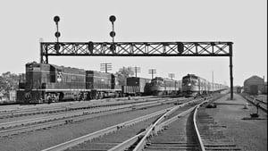 Railroaders (1958) Poster