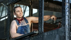 The Big Bang Theory Season 10 : The Locomotion Reverberation