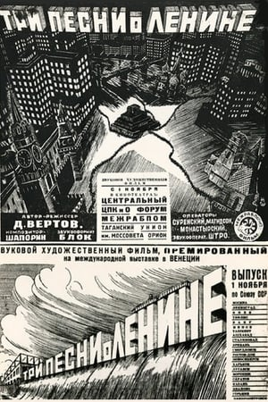 Trois chants à Lenine