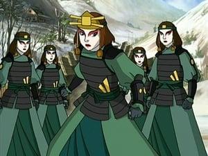 Las Guerreras de Kyoshi