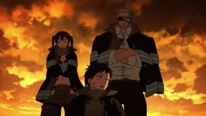 Fire Force Season 1 :Episode 3  The Rookie Fire Soldier Games
