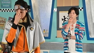 Super Sentai Season 44 :Episode 15  Listen to Takamichi's Voice