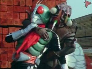 Kamen Rider Season 1 :Episode 64  Monster Cicadaminga's Song to Kill Everyone