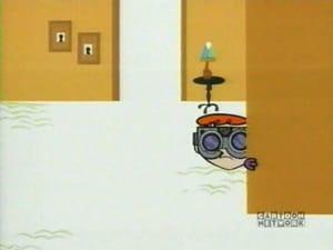 Captura de El laboratorio de Dexter 3×8