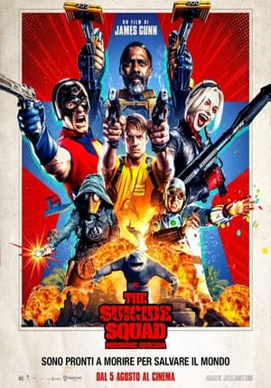 Image The Suicide Squad - Missione suicida