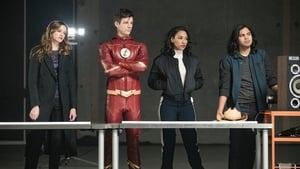 The Flash Season 4 :Episode 14  Subject 9