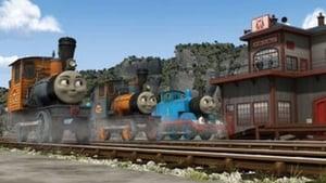 Thomas & Friends Season 14 :Episode 15  Jumping Jobi Wood!
