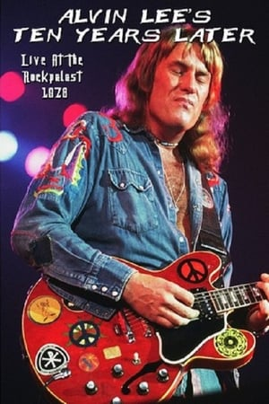 Alvin Lee & Ten Years Later Live a At Rockpalast 1978