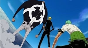 My Companions' Pain is My Pain - Zoro Prepares to Die