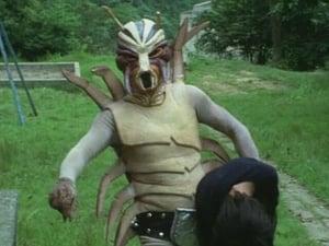 Kamen Rider Season 1 :Episode 27  Mukadelas Monster Classroom