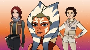 Poster serie TV Star Wars: Forces of Destiny Online