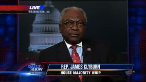 The Daily Show with Trevor Noah Season 15 : Rep. James Clyburn