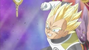 An Unexpected Struggle! Vegeta's Explosion of Anger!