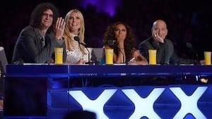 America's Got Talent Season 8 : First live show