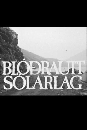 Blóðrautt sólarlag